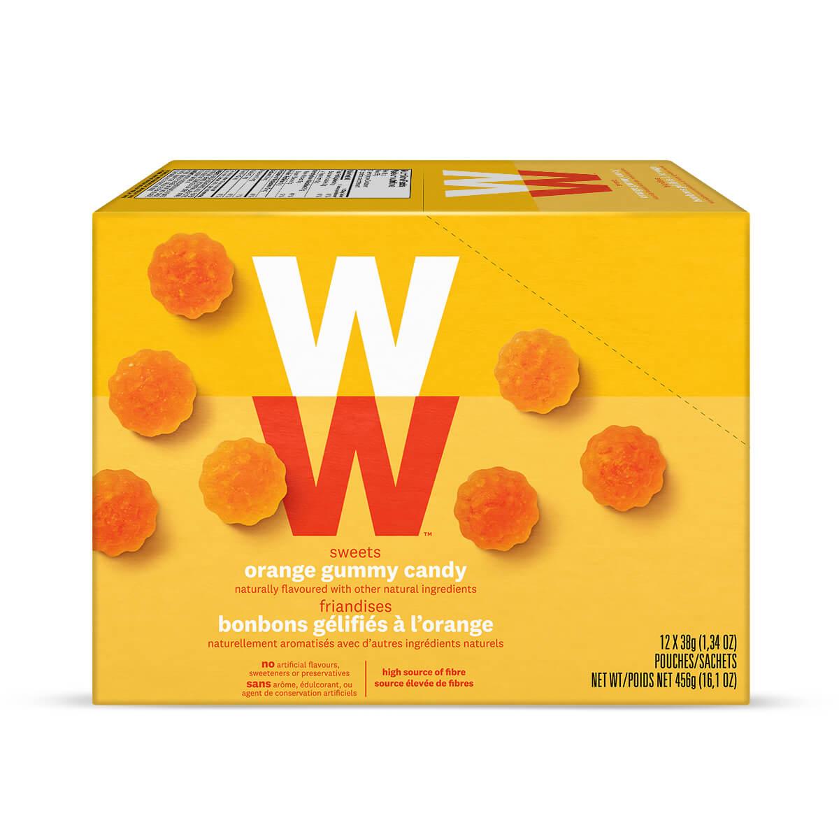 WW Sweets Orange (Box of 12)