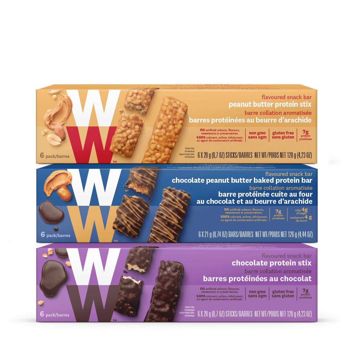 Protein Stix Variety Pack