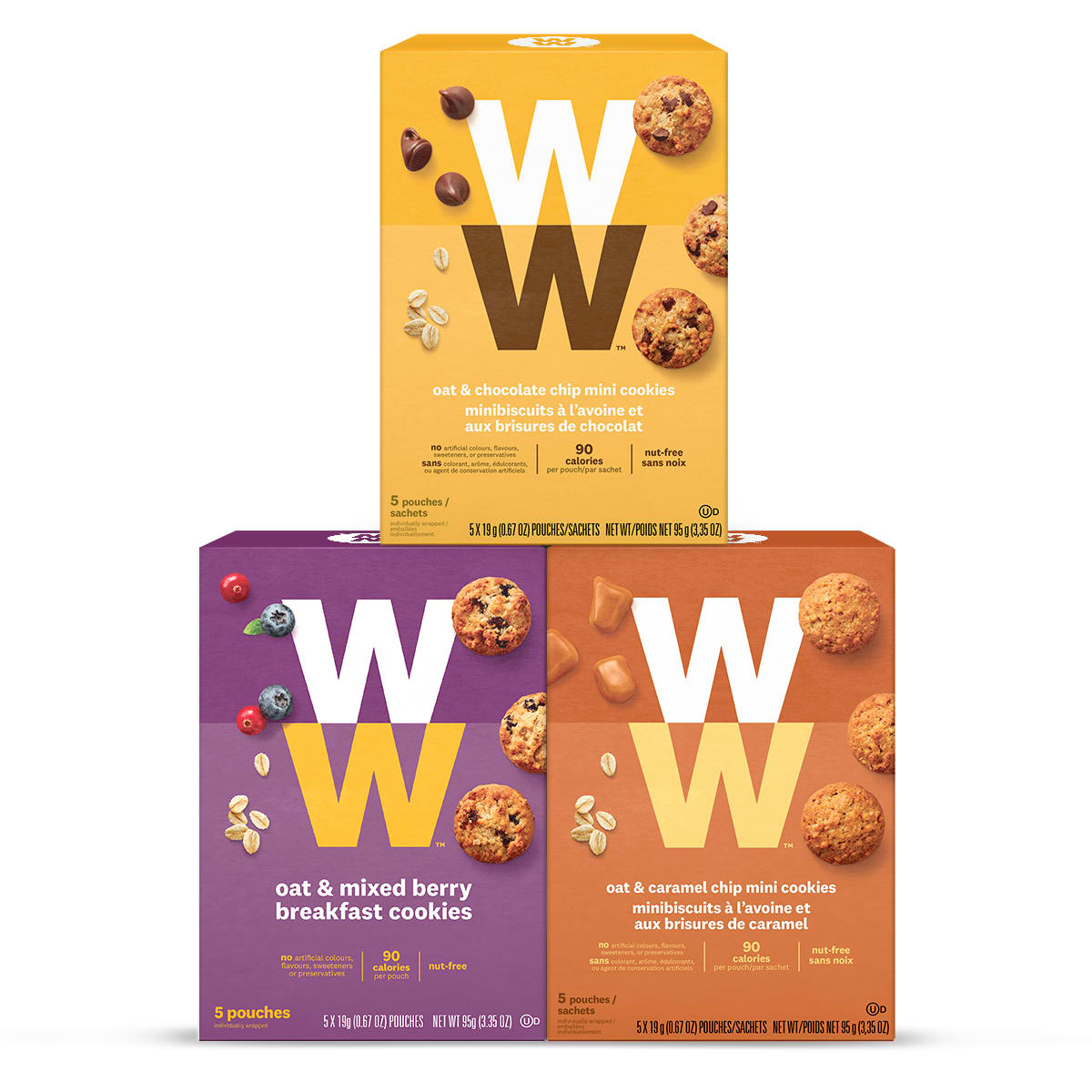Mini Cookie Variety Pack