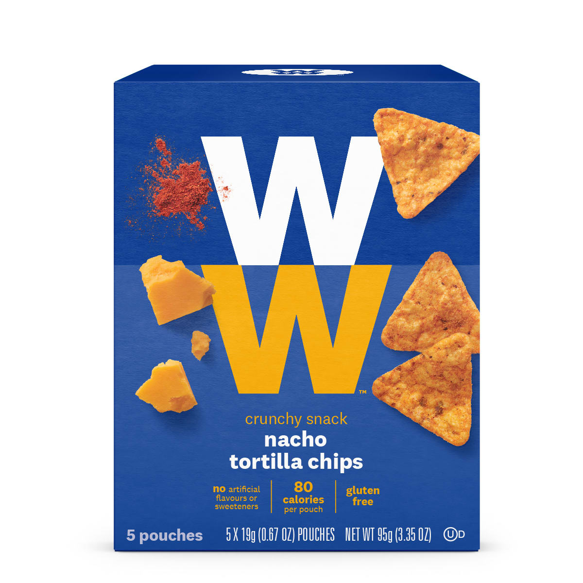 Nacho Tortilla Chips