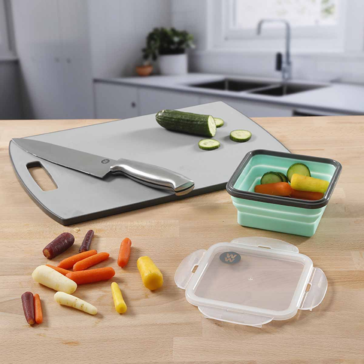 "5"" Silicone Portion Control Container - alternate view 3"