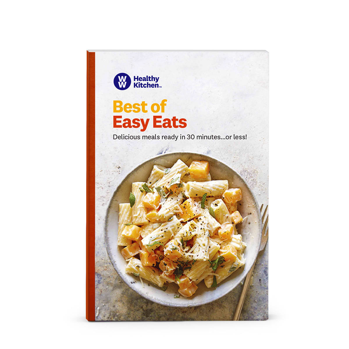 Mini livre de recettes Les meilleurs repas simples - édition française