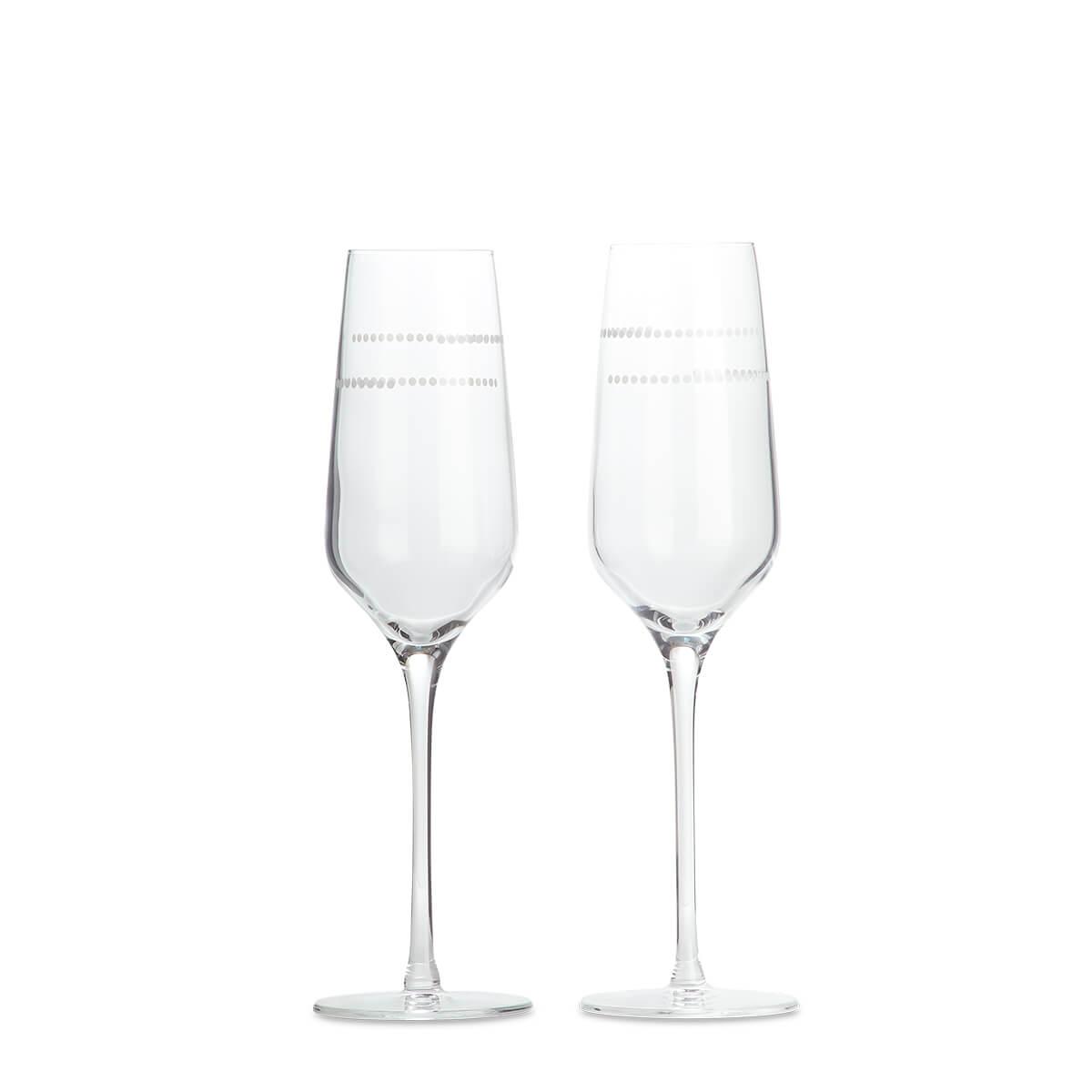 Portion Control Champagne Flutes - alt1