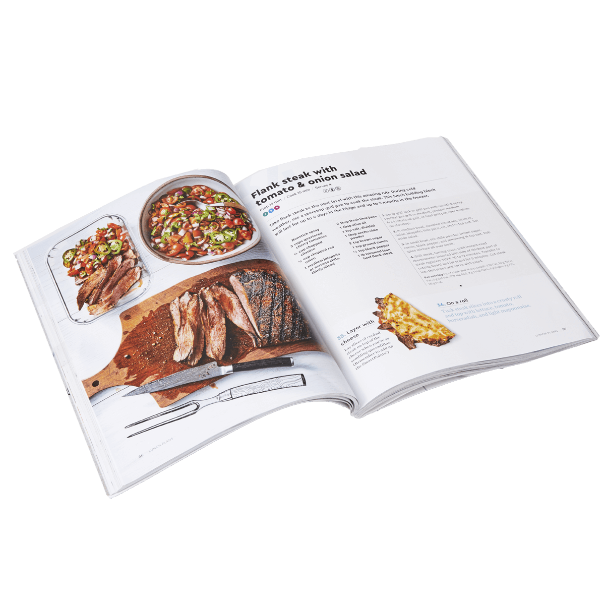 Lunch Plans Cookbook - page 1