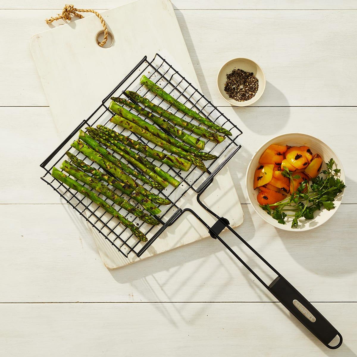 Cuisinart® Non-Stick Grilling Basket - recipe