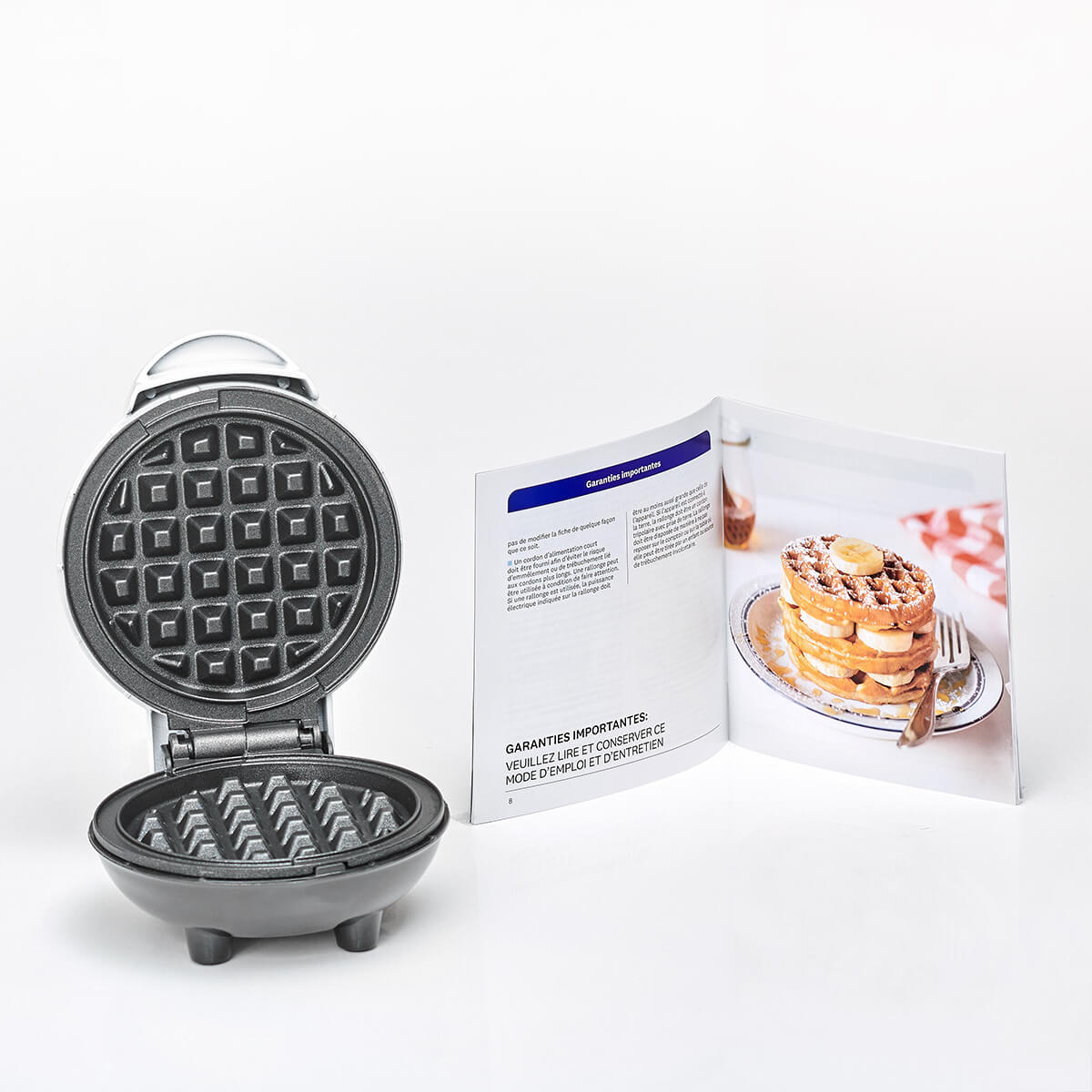 WW by Dash Mini Waffle Maker - lifestyle 2