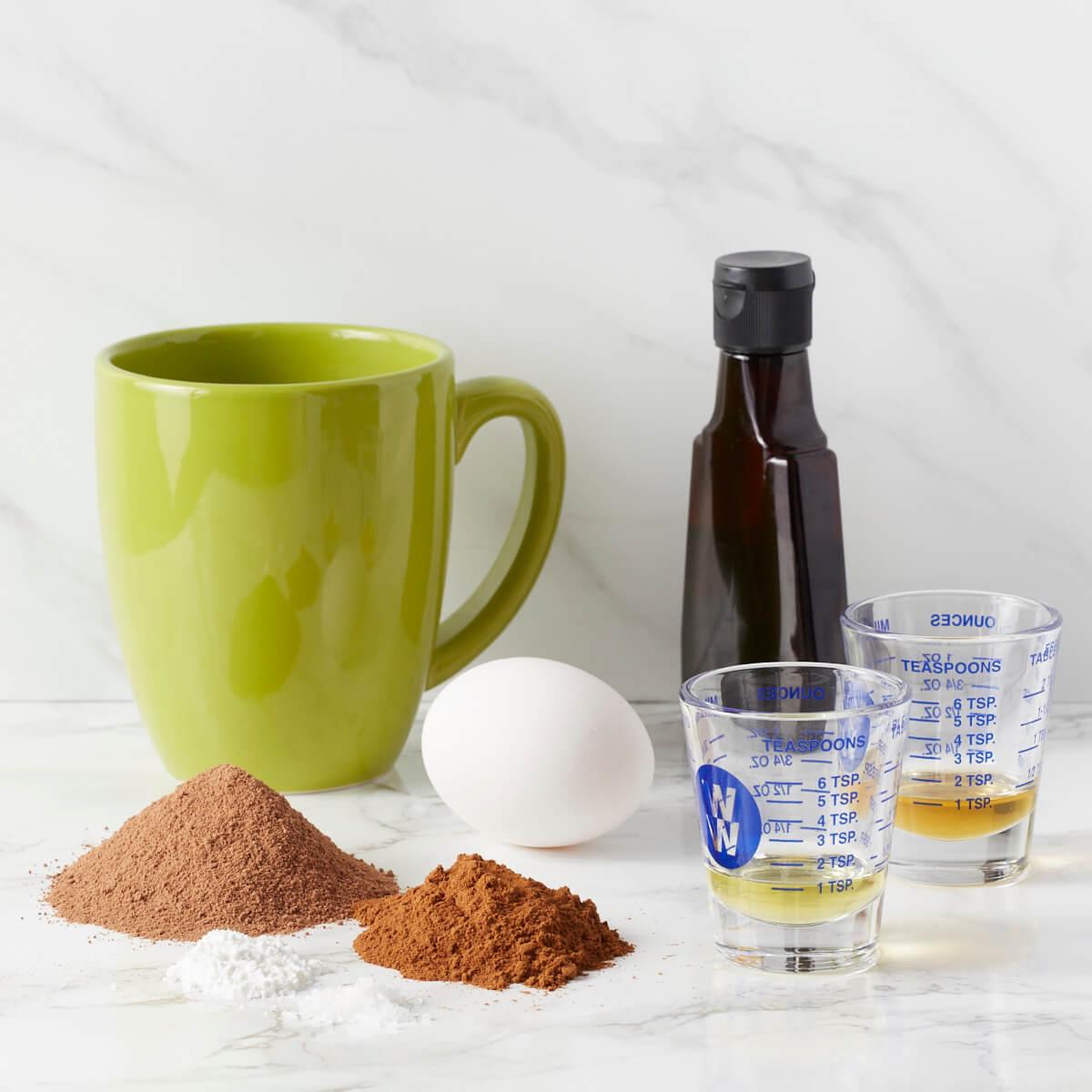 Glass Mini Measure Cup - lifestyle 2