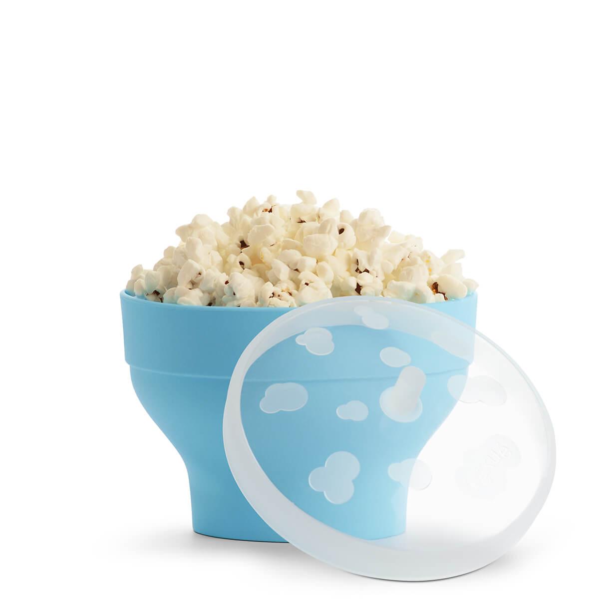 Mini Microwave Popcorn Popper - lid 2